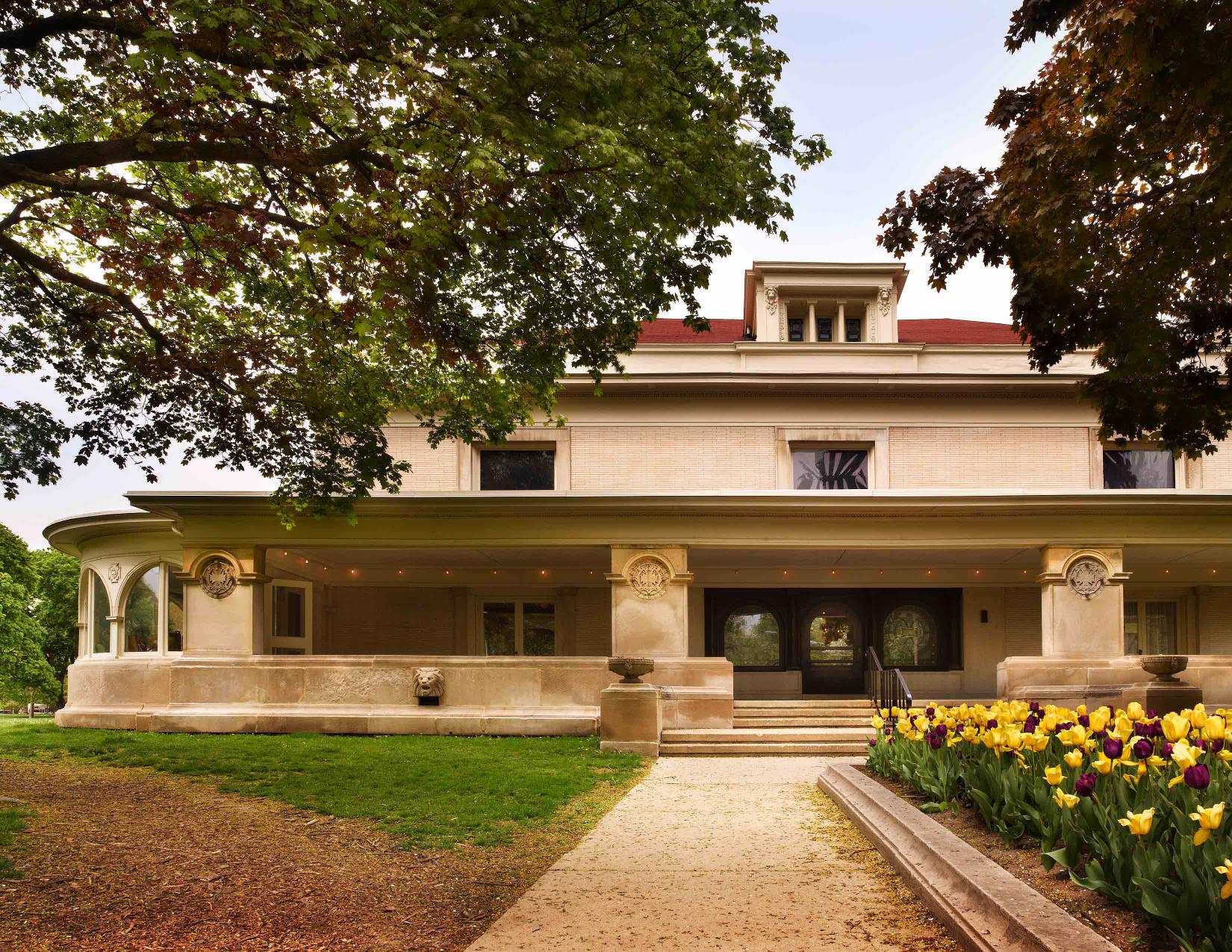 Pleasant Home Mansion